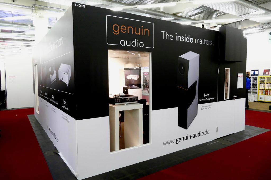 Audio Trade Shows - genuin audio