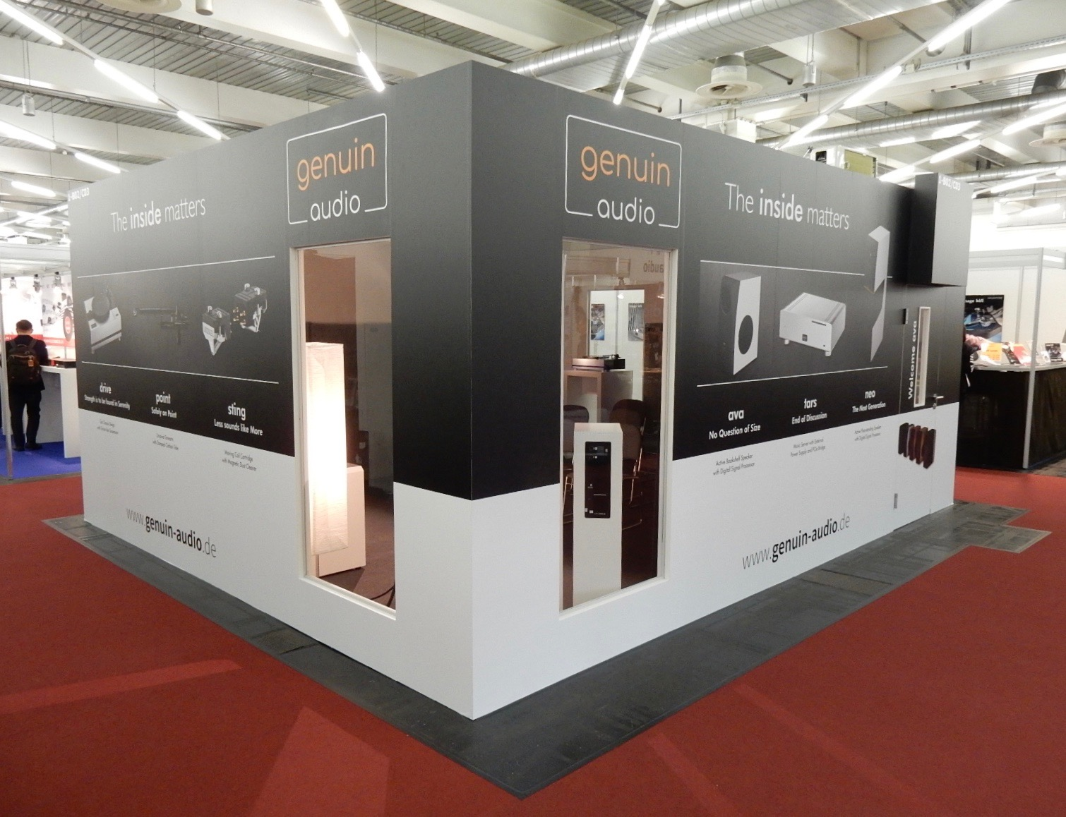 Audio Trade Shows - genuin audio